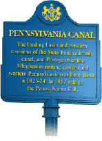 Canal Marker