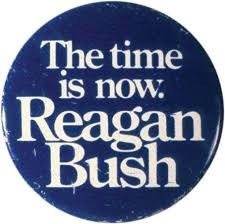 Reagan Bush Campaign